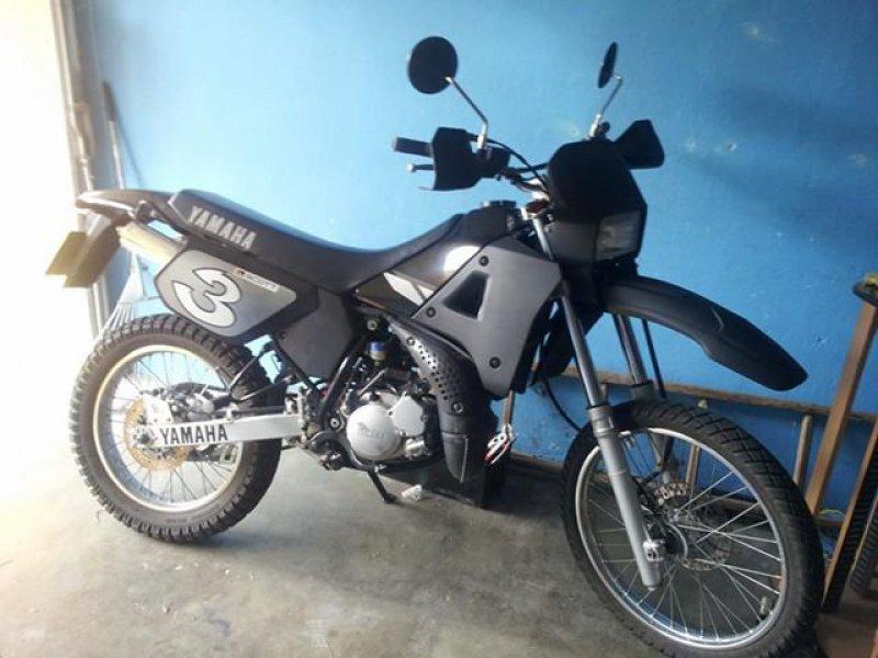Yamaha DT 125 bazar