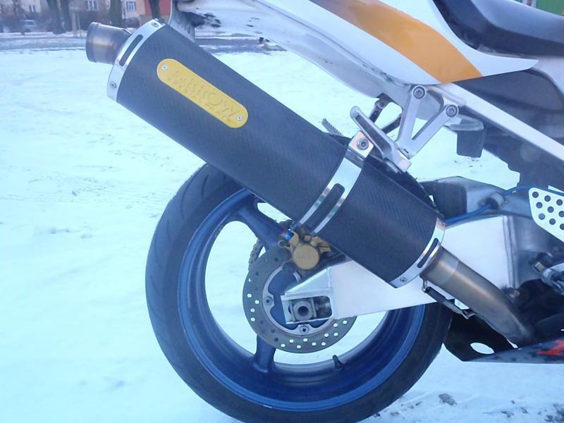Honda CBR 929 RR bazar