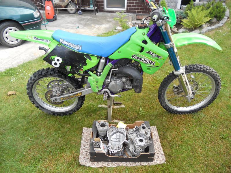 Kawasaki KX 125 bazar