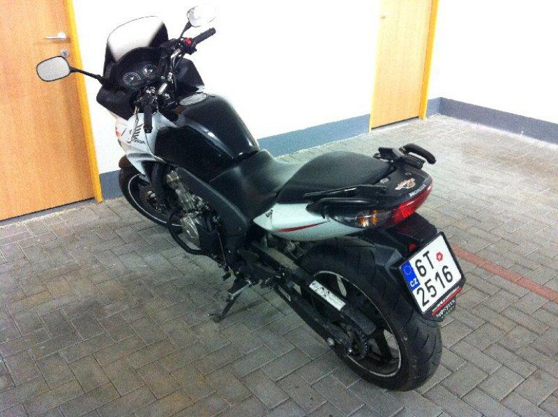Honda CBF 600 S bazar
