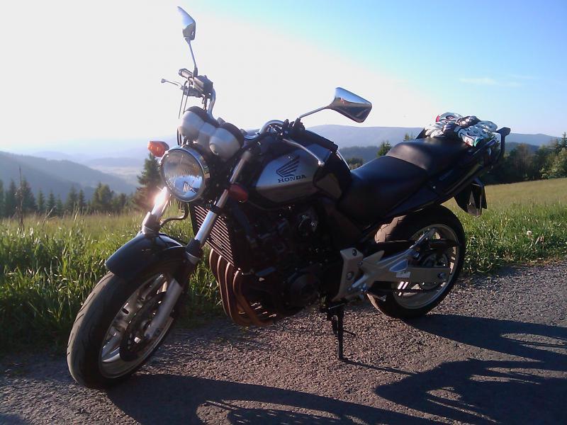 Honda CBF 600 N bazar