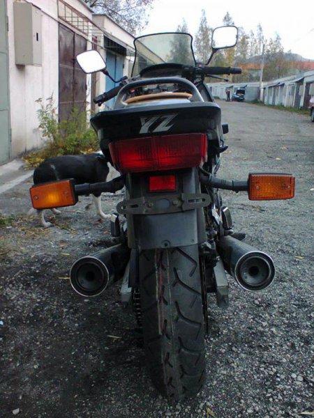 Yamaha FJ 1100 bazar