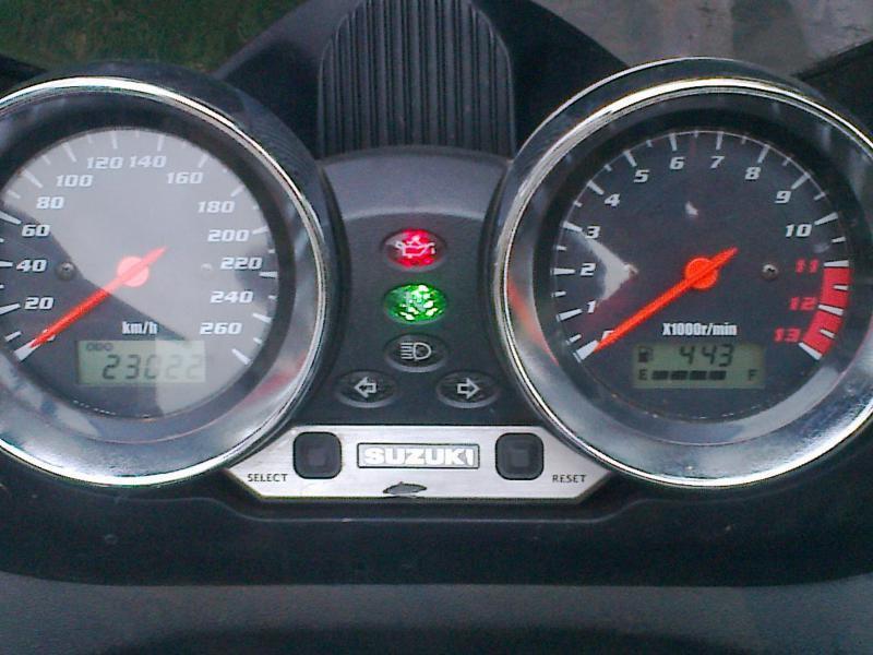 Suzuki GSF 1200 S Bandit bazar