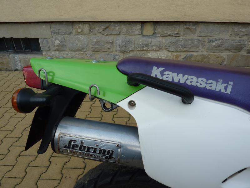 Kawasaki KLR 650 bazar