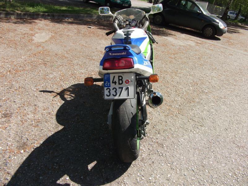 Kawasaki ZXR 750 bazar