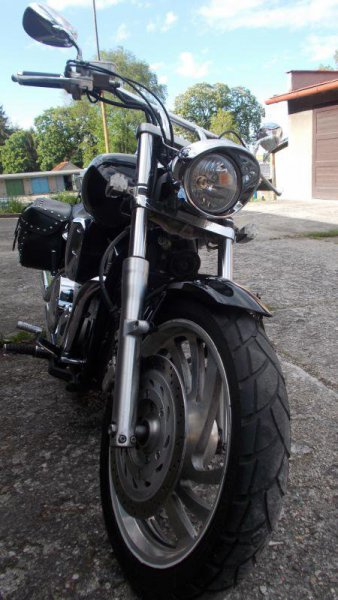 Honda VTX 1300 C bazar