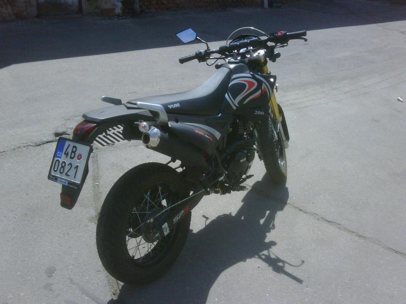 Yuki SM 200 bazar