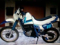 Suzuki DR 600 R Dakar