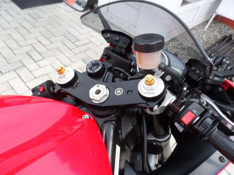 Yamaha YZF-R6 bazar