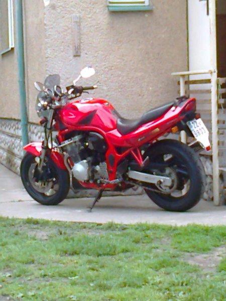 Suzuki GSF 600 Bandit bazar