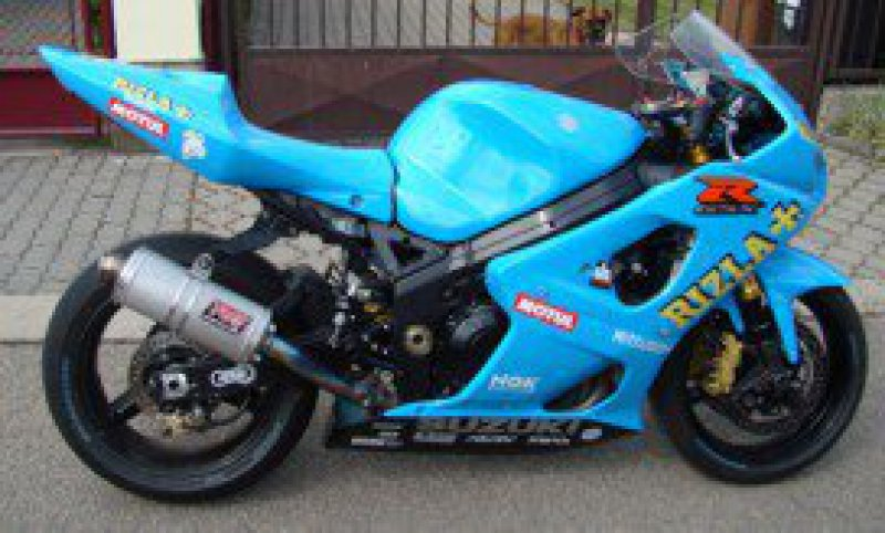Suzuki GSX-R 1000 bazar