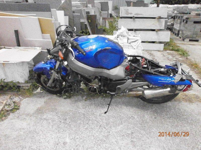 Honda CB 1100 F bazar
