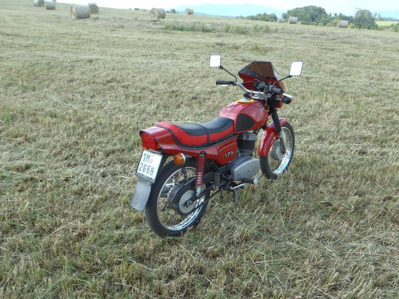 ČZ 175/487 bazar