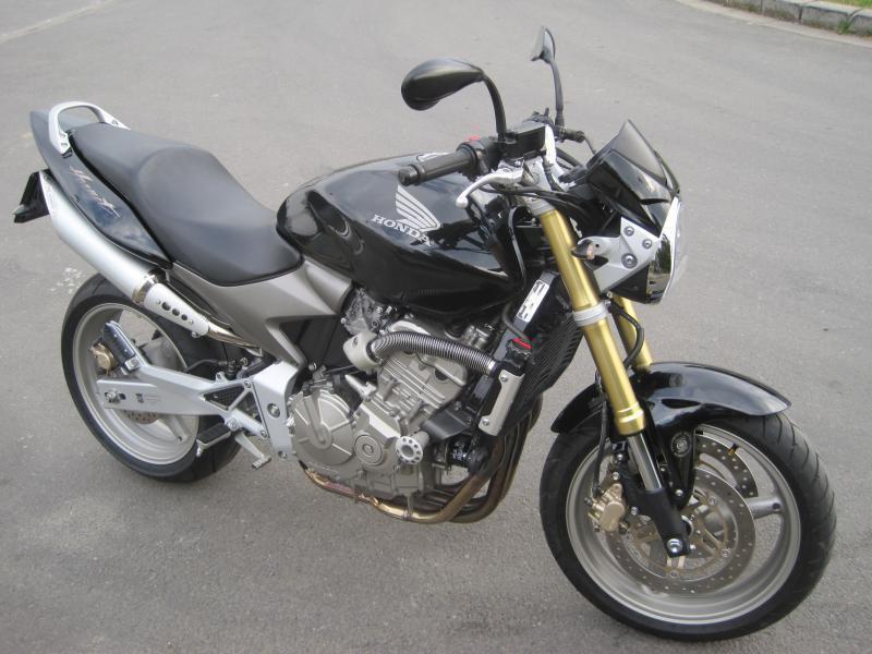 Honda CBF 600 bazar