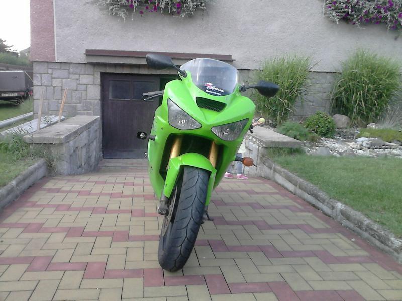 Kawasaki ZX-6R Ninja bazar