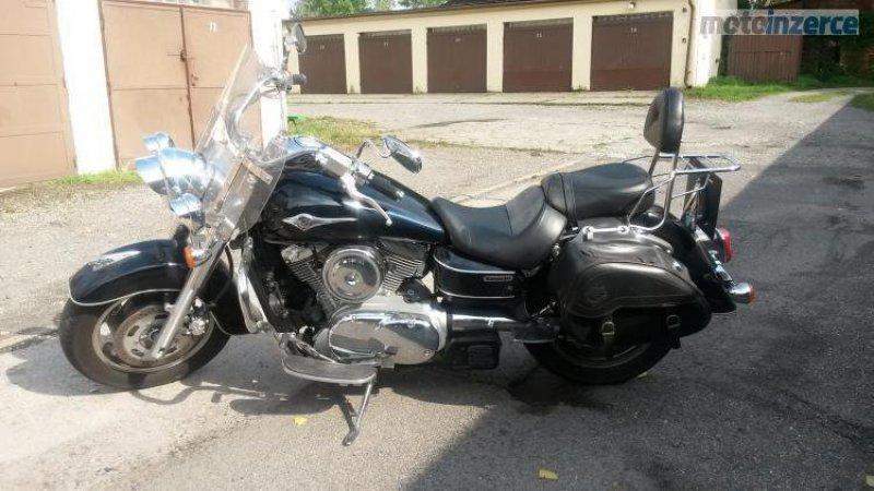 Kawasaki VN 1600 Classic bazar