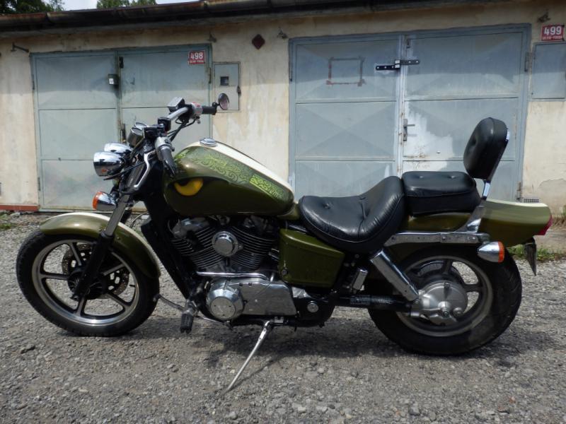 Honda VT 1100 bazar