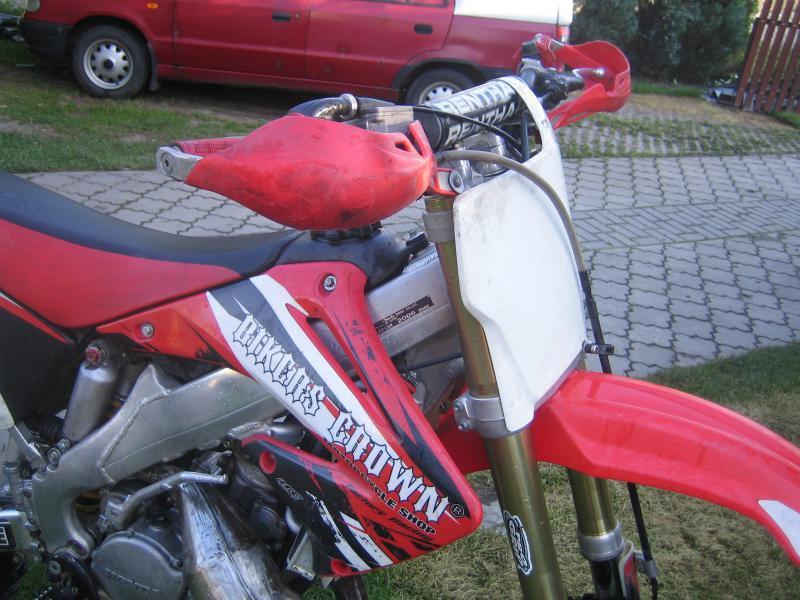 Husqvarna CR 125 bazar