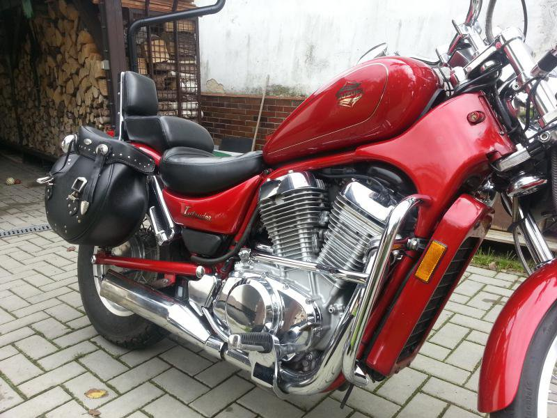 Suzuki VS 750 GL Intruder bazar
