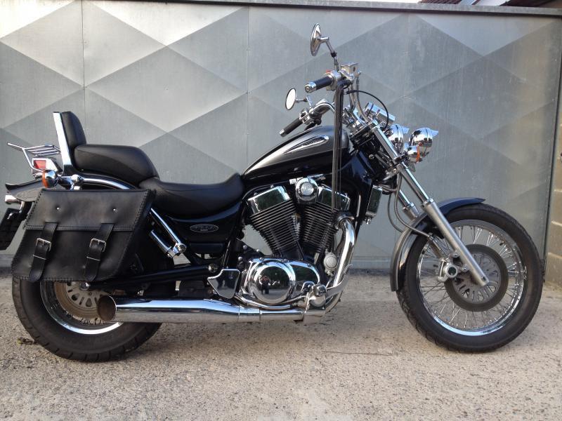 Suzuki Intruder 1400 bazar