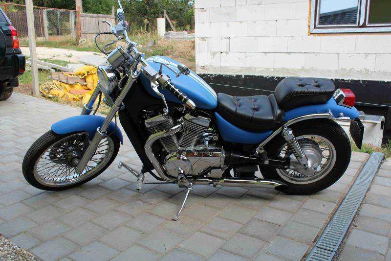 Suzuki VS 800 C Intruder bazar