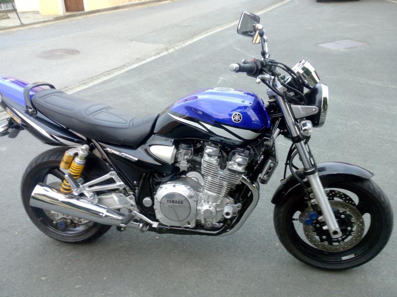 Yamaha XJR 1300 SP bazar