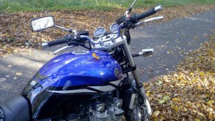 Yamaha XJR 1300 SP