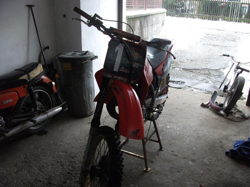 ČZ 125/516 bazar