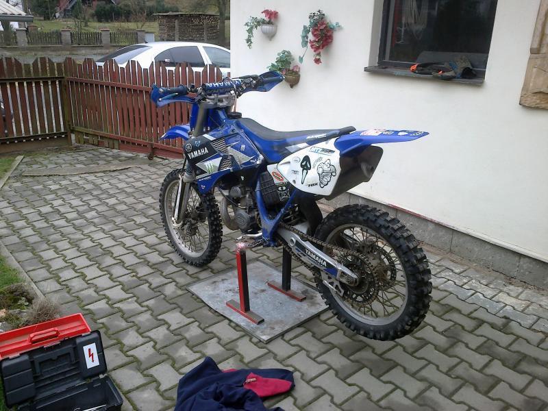 Yamaha YZ 250 bazar