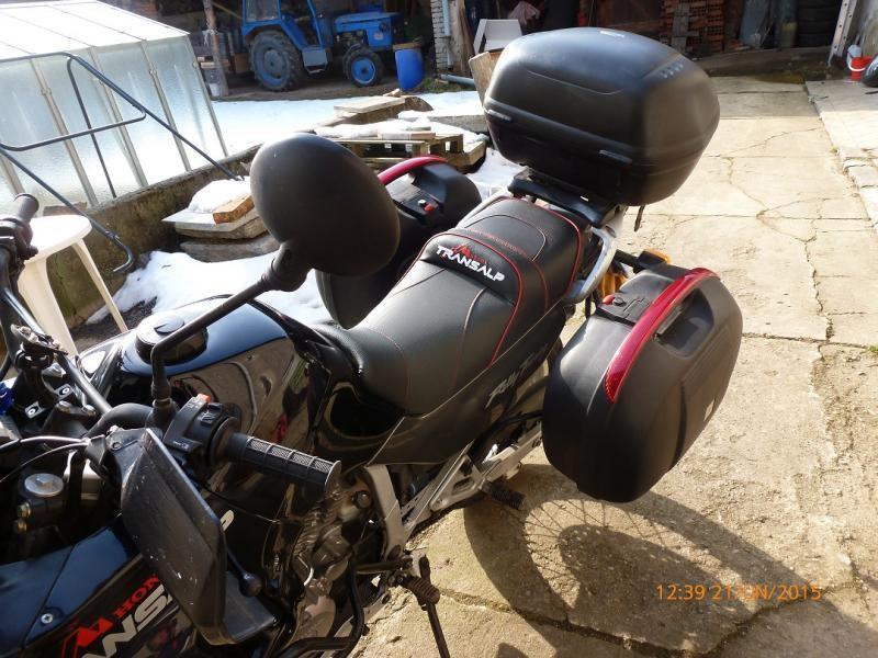 Honda XL 600 V Transalp bazar