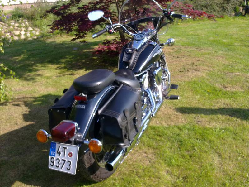 Yamaha XVS 125 DragStar bazar