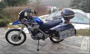 BMW FB 650 GS Dakar