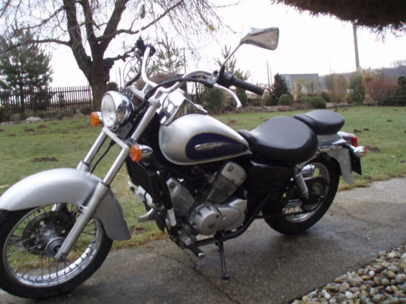 Honda Shadow 125 bazar