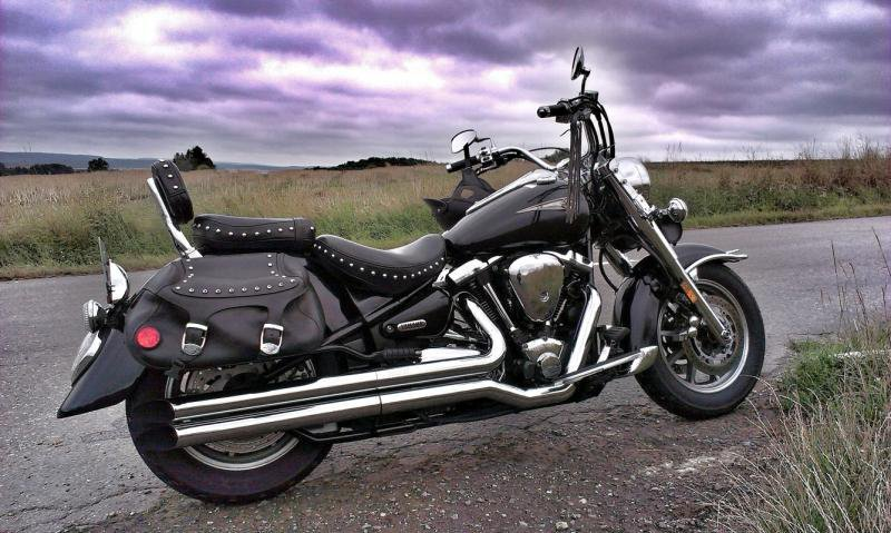 Yamaha Road Star 1700 bazar