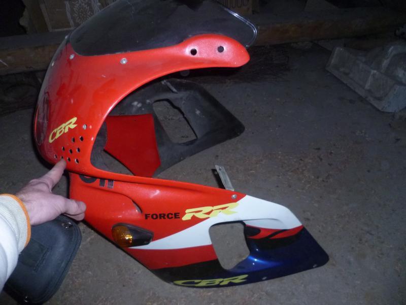 Honda CBR 900 RR Fireblade bazar