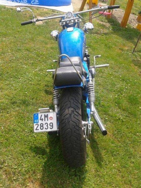 Kawasaki KZ 400 bazar
