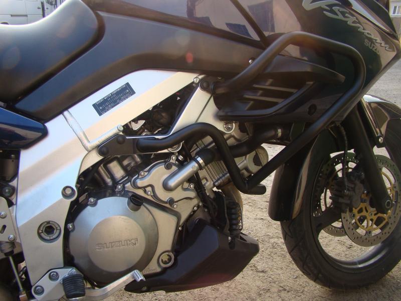 Suzuki DL 1000 V-Strom bazar