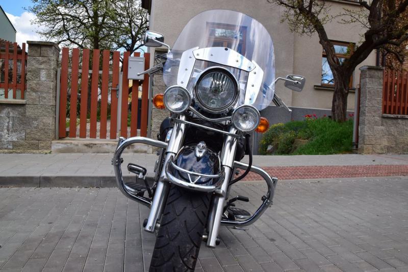 Kawasaki VN 900 Classic bazar