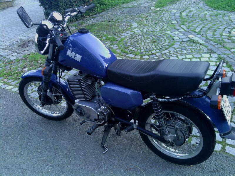MZ ETZ 251 bazar