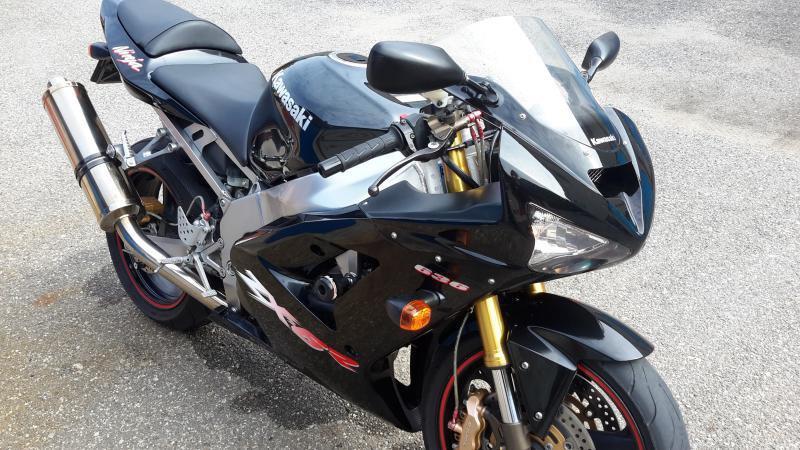 Kawasaki ZX-6R bazar