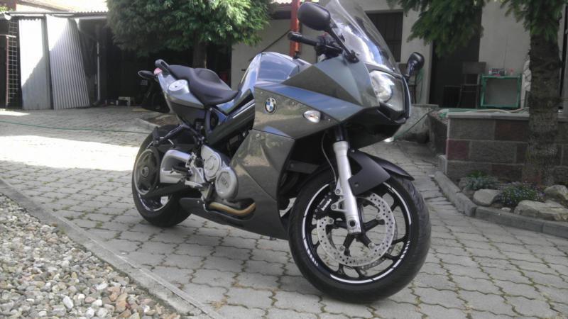 BMW F 800 S bazar