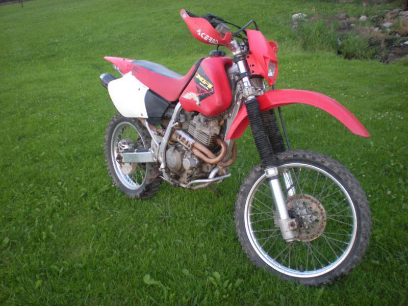 Honda XR 400 R bazar