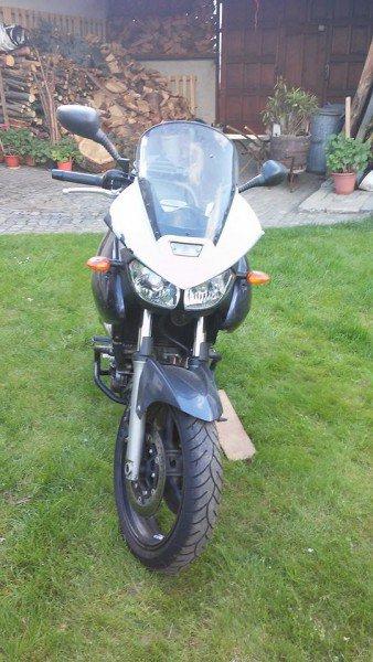 Yamaha TDM 900 bazar