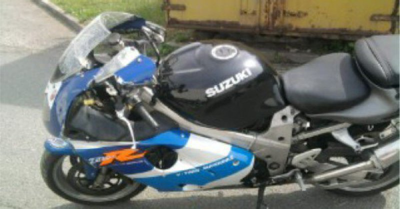 Suzuki TL 1000 R bazar