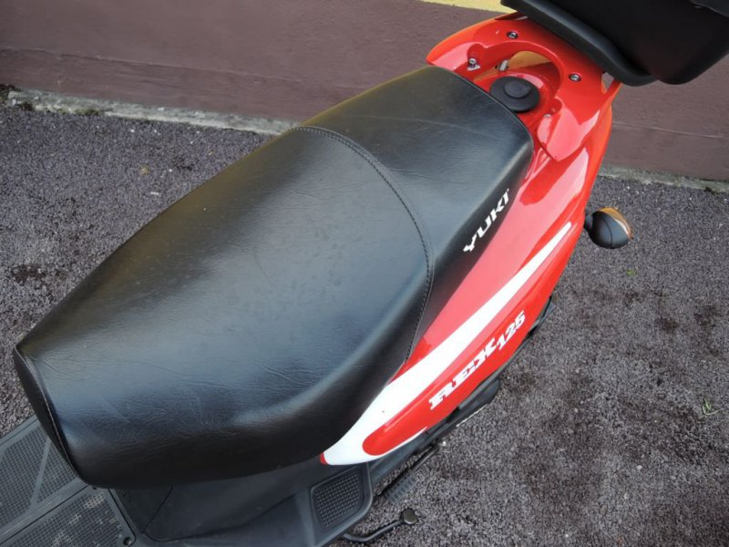 Yuki Race 125 bazar