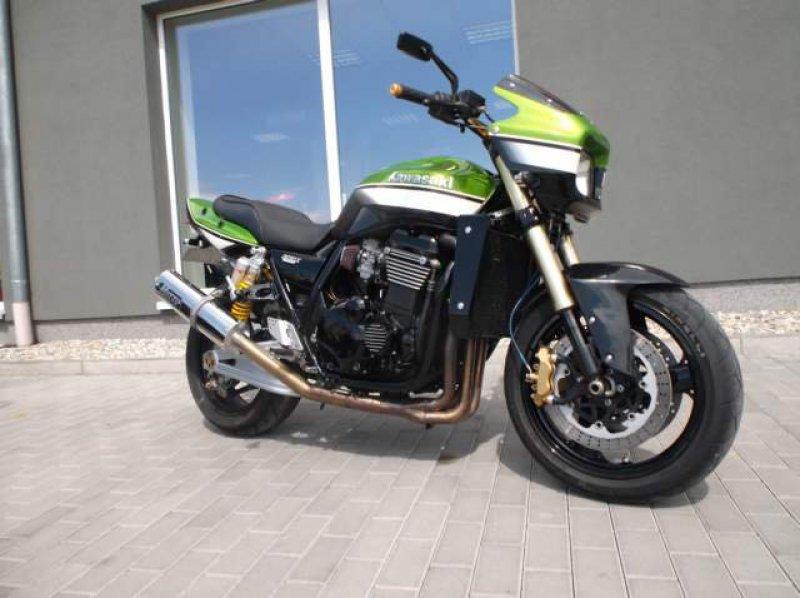 Kawasaki ZRX 1200 R bazar