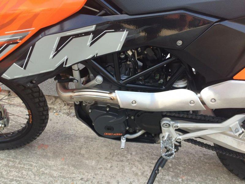 KTM 690 Enduro bazar