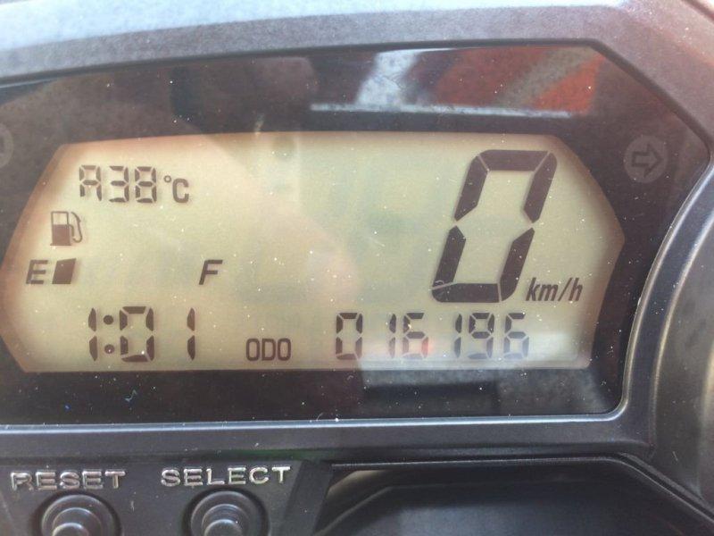 Yamaha FZ 1 Fazer bazar