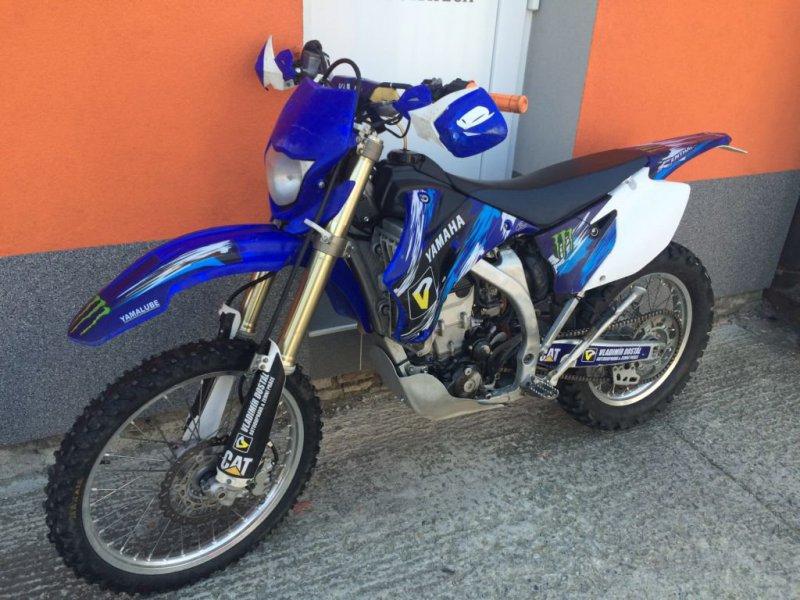 Yamaha WR 450 F bazar