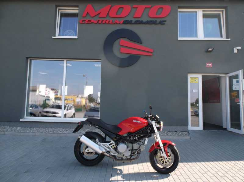 Ducati Monster 600 bazar